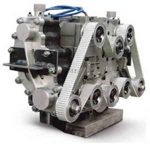 The Air Car engine