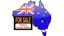 Australia - For Sales - Highest Foreign Bidder
