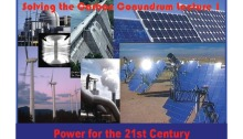 Solving the Carbon Conundrum Lecture 1